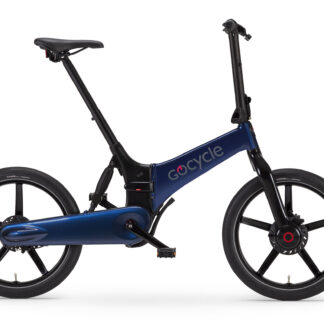 Gocycle G4 Blue