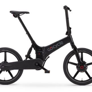 Gocycle G4 Matt Black