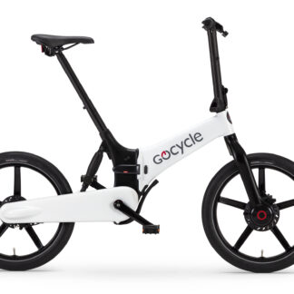 Gocycle G4 White/ Black