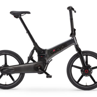 Gocycle G4i Gunmetal Grey