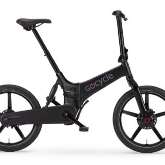 Gocycle G4i Matt Black